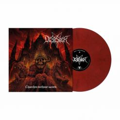 Churches Without Saints - DARK RED Marbled Vinyl