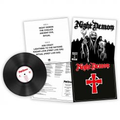 Night Demon - SCHWARZES Vinyl