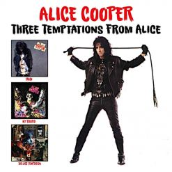 Three Temptations From Alice - 2-CD