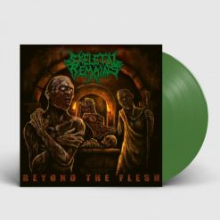 Beyond The Flesh - GRÜNES Vinyl