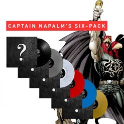 "Captain Napalm's ""Six Pack"""