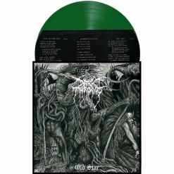 DARKTHRONE - Old Star / GOLD LP