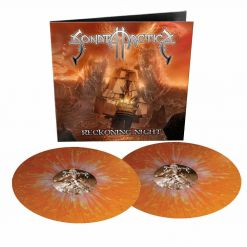 Reckoning Night - ORANGE YELLOW WHITE Splatter 2-Vinyl