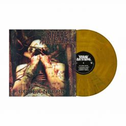The Codex Necro - VOMIT OCHRE Marbled Vinyl