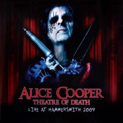 Theatre Of Death-Live At Hammersmith 2009 - CD