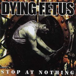 Stop At Nothing / CD