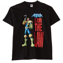 ANTHRAX - I Am The Law / T-Shirt