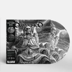 darkened kingdom of decay cd