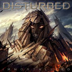 Disturbed - Immortalized / CD