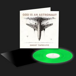 God is an Astronaut ghost tapes #10 glow in the dark vinyl