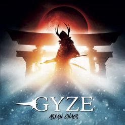 Gyze - Asian Chaos / Digipak CD