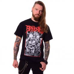 K60268 BENIGHTED OBSCENE REPRESSED - T-SHIRT 2
