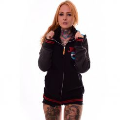 k60520 Kristy von Kashyyyk Model Heavy Metal Merch Metalcore Jinjer Hoodie Judgement Exclusive