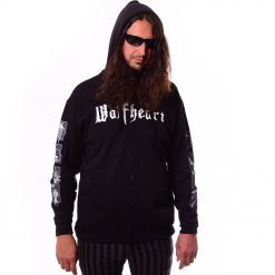 k60789 WOLFHEART WOLVES OF KARELIA ZIP HOODIE Black 6