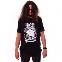 k60878 1914 Black Metal STOSSTRUPP T-SHIRT 3