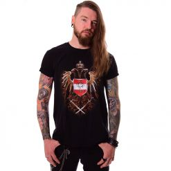 napalm records i am from austria shirt