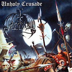 lord belial unholy crusade digipak cd