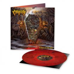 crypta echoes of the soul red gold vinyl