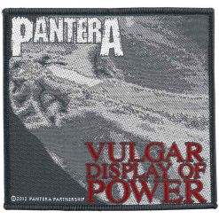 Vulgar Display Of Power - Patch