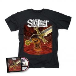 Shadow Of The Sword / T-Shirt + CD Bundle