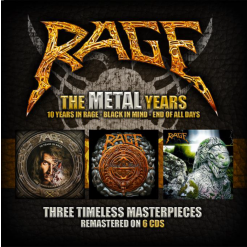 rage - end of all days 2-cd
