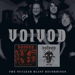 VOIVOD - The Nuclear Blast Recordings / 2-CD