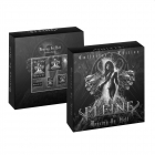 eleine dancing in hell black white cover box