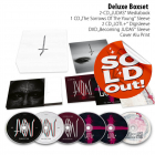 Lord Of The Lost Judas - Deluxe Wooden Boxset