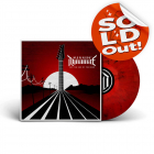 Not the End of the Road - RED BLACK Marbled Vinyl