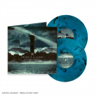 For What May I Hope? For What Must We Hope? - CURACAO SCHWARZ marmoriertes 2- Vinyl