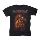 Powerwolf Faster than the Flame T Shirt