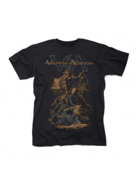 visions of atlantis the siren and the sailor shirt