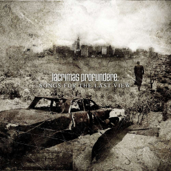 LACRIMAS PROFUNDERE - Songs For The Last View / CD