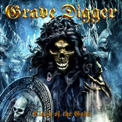 grave digger clash of the gods cd