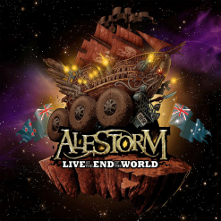 Live At The End Of The World LTD | Mediabook DVD + CD