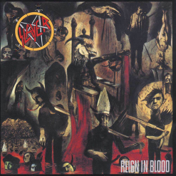SLAYER - Reign In Blood / CD