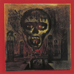 Slayer album cover Seasons In The Abyss