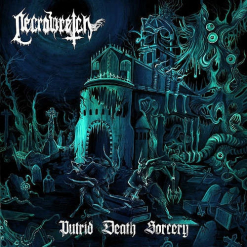 necrowretch with serpents scourge cd