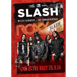 Live At The Roxy 25.9.14/DVD