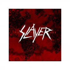 Slayer album cover World Painted Blood