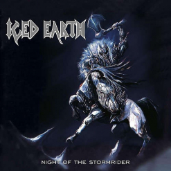 ICED EARTH - Night Of The Storm Rider / CD