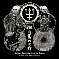 WATAIN - Satanic Deathnoise From The Beyond / 4-CD BOX