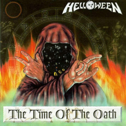 HELLOWEEN - The Time Of The Oath / BLACK Vinyl