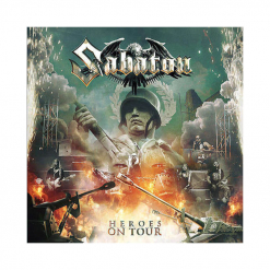 Heroes On Tour CD