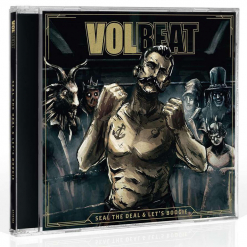 26865 volbeat seal the deal & let's boogie heavy metal