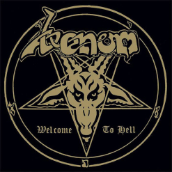 Welcome To Hell Digipak Re-Issue
