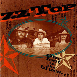 zz top one foot in the blues cd