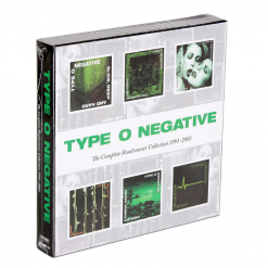 TYPE O NEGATIVE - The Complete Roadrunner Collection / 6-CD BOX