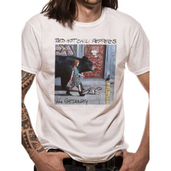 RED HOT CHILI PEPPERS - The Getaway / T-Shirt