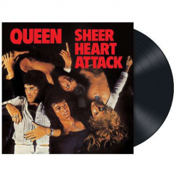 Sheer Heart Attack / BLACK LP Re-Issue